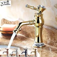Menards Gold Bathroom Faucets by Elegant Bathroom Faucetslarge Size Of Bathroom Faucet Also Elegant