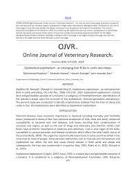 PDF Explanatum An Emerging Liver