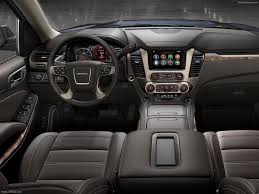 2015 GMC Terrain Denali Interior Car