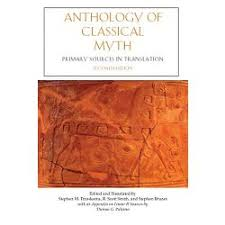 Anthology Of Classical Myth Primary Sources In Translation Paperback