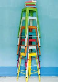 maison du monde tabouret une déco colorée pour le printemps tabouret de bar maisons du
