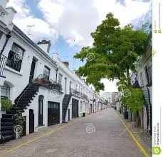 100 Mews Houses Notting Hill In London Stock Image Image Of Great