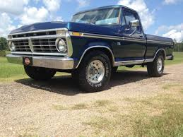 100 1975 Ford Truck For Sale F100 Classic Car Clifton SC 29324