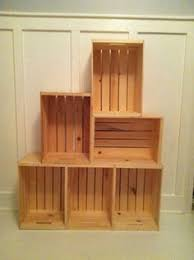 Wood Crate Shelf Diy by Diy Wooden Crate Shoe Rack Wooden Crates Shoe Rack And Crates