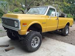 100 1972 Chevy Truck 4x4 My Longhorn 4wd Conversion So Far 1967