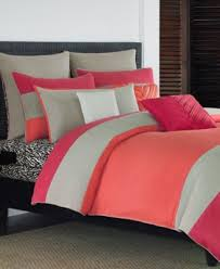 vince camuto home lisbon full queen comforter mini set bedding