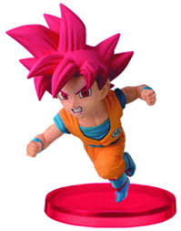 Dragon Ball Z Pumpkin Carving Templates by Dragon Ball Super Wcf Vol 2 Super Saiyan God Son Goku 2 5