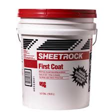Zinsser Popcorn Ceiling Patch Msds by Sheetrock First Coat Interior Primer 544822 Do It Best