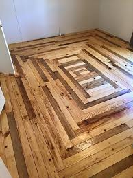 Interior Floor Wit Pallets Inspiring Ideas Pallets