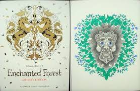 Enchanted Forest Artists Edition A Review