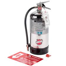 Nfpa 10 Fire Extinguisher Cabinet Mounting Height by Buckeye Class K Wet Chemical Fire Extinguisher 6 Liter
