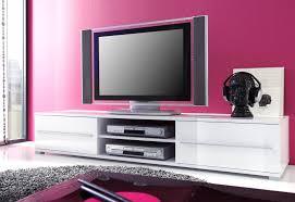 lowboard spiros 175x32x47 cm weiß hochglanz tv board unterschrank expendio