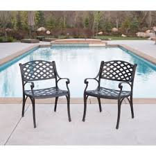 Cast Aluminum Outdoor Sets by Buy Outdoor Chairs From Bed Bath U0026 Beyond