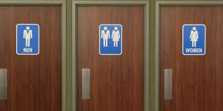 Gender Neutral Bathroom Colors by Bathroom Sign Wpxsinfo