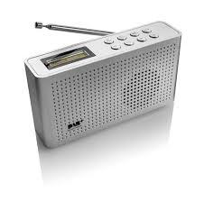 tragbares dab wifi radio
