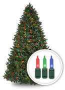 Pre Lit Multicolor Christmas Tree Sale by Pre Lit Artificial Christmas Trees By Light Type Balsam Hill
