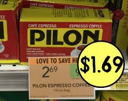 Cafe Pilon Coffee Just 169 At Publix