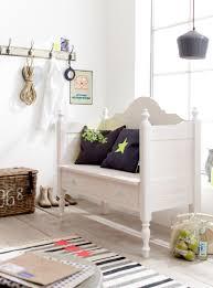 weiße garderobe bilder ideen