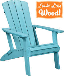PolyTEAK Modern Oversized Folding Adirondack Chair, Turquoise Blue - Looks  Like Wood | All Weather Waterproof Material | Poly Resin Plastic Adirondack  ... Black Resin Adirondack Chairs Qasynccom Outdoor Fniture Gorgeus Wicker Patio Chair Models With Fish Recycled Plastic Adirondack Chairs Muskoka Tall Lifetime 2pack Poly Adams Mfg Corp Stackable Plastic Stationary With Gracious Living Walmart Canada Rocking