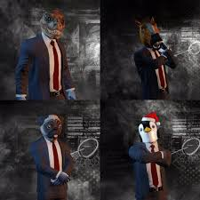 Payday 2 Halloween Masks Disappear by Gta Online Animal Masks Mods U0026 Downloads