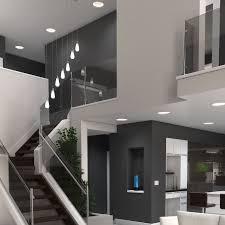 Living Room Stairway Lighting Low Voltage Stair Lights Led Stairwell Fixtures Step Indoor