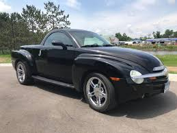 2005 Chevrolet SSR LS Stock # 000141 For Sale Near Brainerd, MN | MN ...