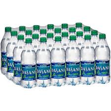 Dasani Purified Water 20 Fl Oz 24 Pk