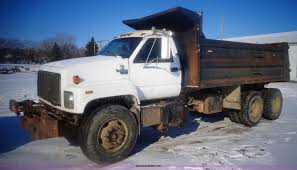 1995 GMC TopKick Dump Truck | Item AL9229 | SOLD! March 1 Go... 1992 Gmc 1 Ton Dump Truck Other For Sale Ford Kentucky Landscape Dump Truck For Sale 1241 1993 C3500 Dump Truck Wyandot Motor Sales Youtube Trucks Topkick Single Axle Flatbed For Sale By Arthur 2003 Sierra 3500 Regular Cab In Fire Red Photo 2 1979 7000 Cranston Ri 1214 100 2015 Kenworth Home Central California Used 1988 C7d042 Trovei C8500 Dumptruck Hunters Choices Pinterest Trucks 1994 3500hd 35 Yard W 8 12ft Meyers Snow Plow