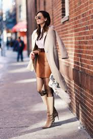 7 super stylish ways to wear your knee high boots for work and