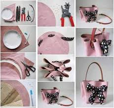 Make A Handbag Without Sewing Find Fun Art Projects To Do At How