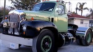 100 Old Mack Trucks Antique Lime Green B61 Thermodyne Diesel Truck