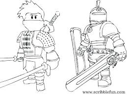 Free Printable Roblox Coloring Pages Vs Regarding From With Regard To