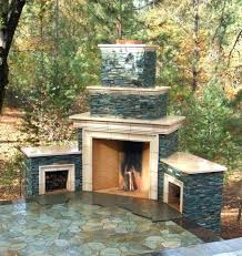 building outdoor fireplace – us1