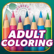 Download Adult Coloring Book Android App For PC On