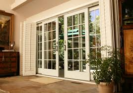 Therma Tru French Doors by Replacement Windows Doors U0026 Window Treatments World Of Windows