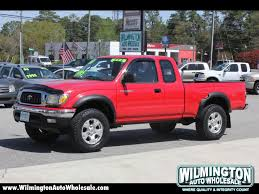 Used 2001 Toyota Tacoma For Sale In Wilmington, NC 28405 Wilmington ... Jeep Dealership Wilmington Nc Beautiful Cars Trucks Used For Sale In Nc On Buyllsearch 2012 Ford F450 Super Duty Cabchassis Drw At Fleet Lease Remarketing Serving Iid 17550270 2006 Chevrolet G3500 12 Ft Box Truck 17612389 2008 Silverado 1500 For In 28405 Diesel Pickup Wisconsin Best Resource Is The 2015 Chevy A Good Vehicle Auto Custom Welded Alinum Dog Boxes F150 Sale Near Jacksonville Buy
