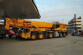 100 Truck Mounted Cranes Top 4 On Hire In Udaipur City Best