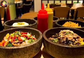 cuisine in cuisine in bibimbap soho restaurant