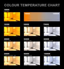 fluorescent lights amazing fluorescent light colors chart 56