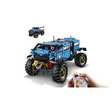 LEGO Technic 6x6 All Terrain Tow Truck 42070 - Building Sets And ... How To Build A Lego Tow Truck Youtube Lego 42079b Tow Truck Technic 2018 A Flickr City Great Vehicles Pickup 60081 885415553910 Ebay Trouble 60137 Toys R Us Canada The Worlds Most Recently Posted Photos Of Lego And Race Remake Legocom 60017 Sportscar Comlete With Itructions 6x6 All Terrain 42070 Retired Final Sale Bricknowlogy Build Amazoncom 60056 Games Speed Ready Stock Golepin