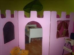 paravent chambre fille un chateau dans la chambre lilibidouille
