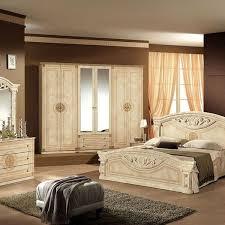 schlafzimmer creme beige 6 türig schrank 180