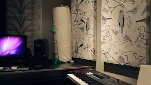 Absolute Zero Curtains Uk by Do Yourself Acoustic Panels Acoustics In Cinema Hall Materials For