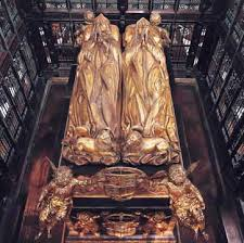 King Edwards Chair by Henry Vii And Elizabeth Of York Tomb Westminster Abbey Location