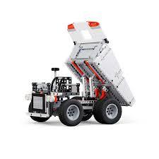 100 Toy Forklift Truck Xiaomi Mitu Building Blocks Toys Mining Truck Educational Kids Toys