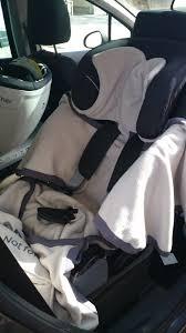 couverture siege voiture couverture sitbag pour siège auto et poussette sécurange le