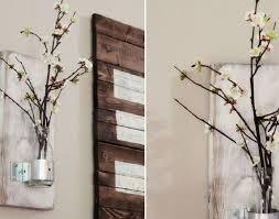 Vase Home Decor Exquisite Diy Rustic Indoor Decorative Flower Wall Panel Decoration Ideas Stunning Inspiration Astounding Decorating