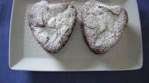 gateau au chocolat für zwei kleine herz backförmchen rezept