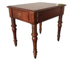 Ethan Allen Dark Pine Roll Top Desk by Ethan Allen Furniture For Sale Aptdeco