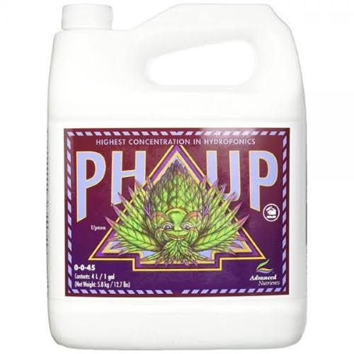 Advanced Nutrients Ph Up Fertilizer - 4L